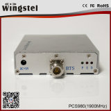 2017 servocommande mobile chaude de signal de la vente 2g 3G 4G PCS980 1900MHz avec l'antenne