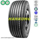 neumático radial del carro del acoplado del neumático de 385/65r22.5 TBR Tubless