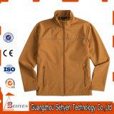 고품질 황토색 튼튼한 작동되는 재킷