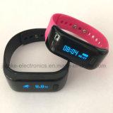 최신 판매 방수 IP67 Bluetooth 스포츠 지능적인 소맷동 (4005)