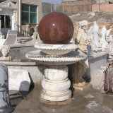 Le marbre blanc fontaine en pierre Fontaine à eau