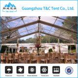 500人上の大きく標準的な飾られたアルミニウムPVC結婚式のテント