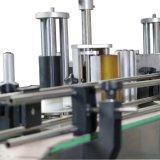 Machine à étiquettes de doubles côtés complètement automatiques pour la bouteille ronde carrée