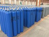 Cilindro de gás de alta pressão do oxigênio de DOT-3AA