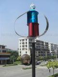 Bester Preis für lärmarmen 12V/24V 400W Maglev Wind-Energien-Generator mit Qualität für Hauptgebrauch (Wind-Turbine-Generator 100W-10KW)