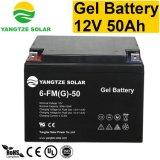 Tiefe Schleife-Gel-Batterie 12V 50ah für Inverter