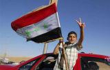 カスタムSunproofの国旗のイラクの国旗防水すれば