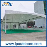 двойной пиковый напольный шатер сада Gazebo 20X40'