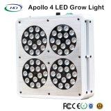 Lúmenes altos Apollo 4 LEDS de luz para crecer los cultivos comerciales