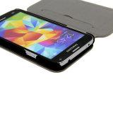 Caja del teléfono móvil con el soporte del caso del iPhone 7 de la ranura para tarjeta