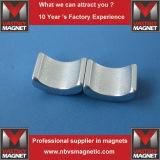 Magneti del motore di CC fatti di forte NdFeB sinterizzato N35 N38sh