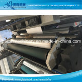 Kraft bolsas de papel con PP tejidos laminados Bolsa de harina de impresión de la máquina