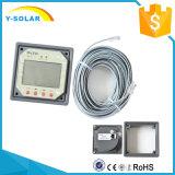 Verre Meter voor de ZonneRegelgever van de dubbel-Batterij met LCD Vertoningen Mt1