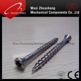 DIN7505 까만 필립 나팔 헤드 각자 두드리는 건식 벽체 나사