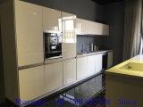 Глянцевая MDF акриловый кухонные шкафы (непосредственно на заводе)