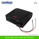 1000W 12VDC van PV van de Omschakelaar van het Net de Hybride ZonneLader van de Omschakelaar