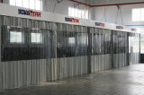 Yokistar Vorbereitungs-Station-industrieller Auto-Spray-Stand mit Cer-Bescheinigung