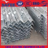 Braço Transversal de aço galvanizado de acessórios da linha de transmissão