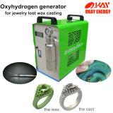 Equipamento perdido da carcaça de investimento da cera da planta da carcaça gerador Oxyhydrogen preciso