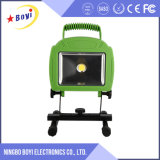 Vert portatif 10With35With45W DEL rechargeable Worklight