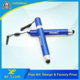 De goedkope Pen van de Banner van het Embleem van de Druk van de Douane met de Pen van de Aanraking voor de Gift van de Bevordering (xf-PM01)