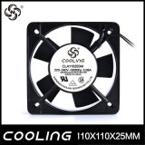 110 мм x 110 мм x 25 мм 11025 4 дюйма AC 110 в электровентилятор системы охлаждения двигателя