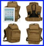 Sacchetto di campeggio della sella del sacchetto del singolo di spalla del sacchetto camuffamento tattico eccellente della macchina fotografica (SYSG-1837)