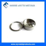 Части CNC титана подвергая механической обработке с высоким качеством