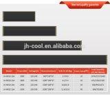 Calentador de placa de cerámica alejado del infrarrojo lejano del regulador para el uso abierto del lugar
