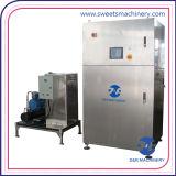 Chocolate comercial profissional industrial automático barato que modera a máquina para a venda
