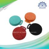 Haut-parleur extérieur imperméable à l'eau de Bluetooth d'apparence de maille de tissu mini