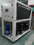 refrigerador de agua refrescado aire modelo de 15.8kw AC-6A para el mezclador de los plásticos