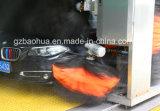 máquina de lavar automática cheia do carro 5brush com sistema de secagem