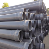 Tube d'emballage en plastique personnalisé en PVC pour les outils blanc gris bleu ou le tube en PVC de couleur de l'emballage