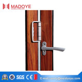 Алюминиевые мобильные складные двери в декоративных материалов