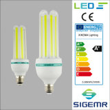 Lampadina economizzatrice d'energia efficiente del cereale dell'indicatore luminoso 2u 3u 4u 5W~40W del LED
