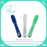 Espátula de mezcla plástica disponible para el uso dental