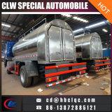 Camion de réservoir de transport de bière de camion-citerne de camion de bière de réservoir de bière de solides solubles 12m3 10mtss