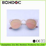 Form-Katzenauge-Sonnenbrillen mit rundem Rahmen (749)