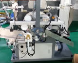 管またはバケツのためのフルオートの熱伝達機械