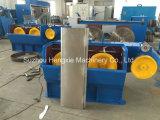 Hxe-10dt dazwischenliegende silberne Drahtziehen-Maschine mit Annealer/Kabel-Herstellungs-Gerät
