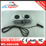 Amber White Strobe Warning Mini Lightbar 24 LED Strobe Lamp