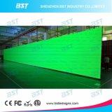 Indicador de diodo emissor de luz interno do arrendamento da elevada precisão da cor cheia P3mm