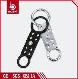Двойник Scissor Hasp замыкания Двойн-Конца действия алюминиевый (BD-K61)