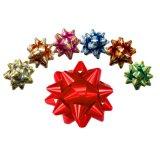Arco decorativo della stella del regalo per natale/festa/cerimonia nuziale