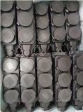 Enchufe de socket impermeable de tres vías de goma (P6310E)