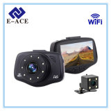 3 POLEGADAS FHD Mini-Dash Cam DVR Carro WiFi