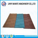 Material Buidling chineses metal revestido a pedra telha de calhaus rolados