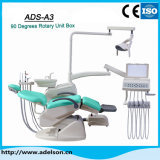 Dental Equipment Luxury PU cadeira dental com tela de toque inteligente