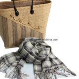 100% hilo de acrílico teñido de bufanda (ABF22001231)